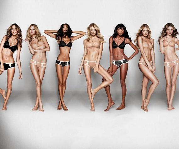 A Victoria's Secret márka kampányai már nemegyszer kiverték a biztosítékot, amikor az egészséges testképről volt szó. A cég azonban a Love My Body, azaz a Szeretem a testemet reklámsorozattal lőtte a legnagyobb öngólt, ugyanis a promóciós képeken egytől egyig magas, izmos és rémisztően sovány nők szerepelnek. Természetesen annak, aki ilyen alakkal rendelkezik, minden oka meg van rá, hogy szeresse a testét, ám nemcsak neki, hanem rajta kívül mindenki másnak is! Erről azonban a kampány nagyvonalúan elfeledkezett, azt sugallva, hogy csakis a vékony női test szerethető.
