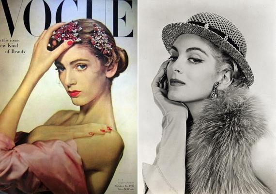 Mindössze 15 éves volt, amikor az amerikai Vogue címlapjára került, de a mai napig keresett modell.