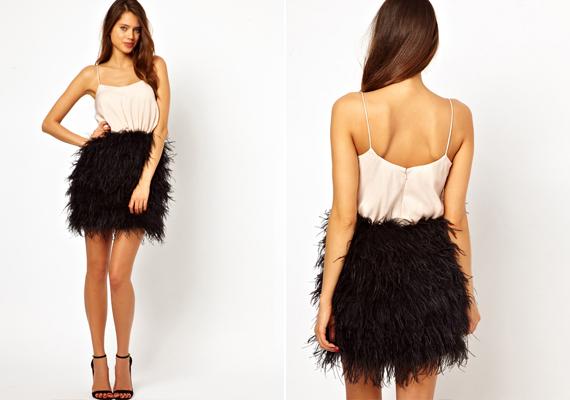 Ez a ruha majdnem rendben van. A szabás szuper és trendi 06f821eb08