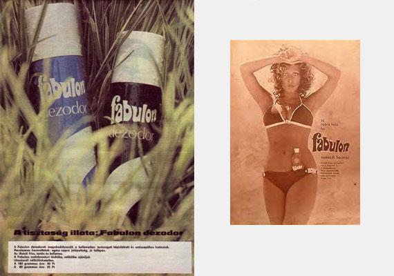 Néhány klasszikus hirdetés a hőskorból.