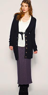 Extra nőies kötött ruhák és szoknyák - Szépség és divat  769a0bdaab