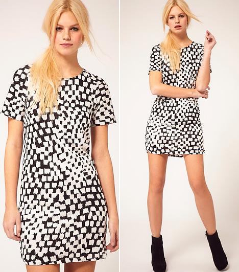 Fekete-fehér minták                         A nőies retró trendek a fekete-fehér mintákkal úgyszintén előhozakodnak az őszi szezonban. Többnyire a hatvanas évek szellemében épülnek be a divatba: zsákruhákon, blúzokon, együtteseken és blézereken is gyakran feltűnnek majd.