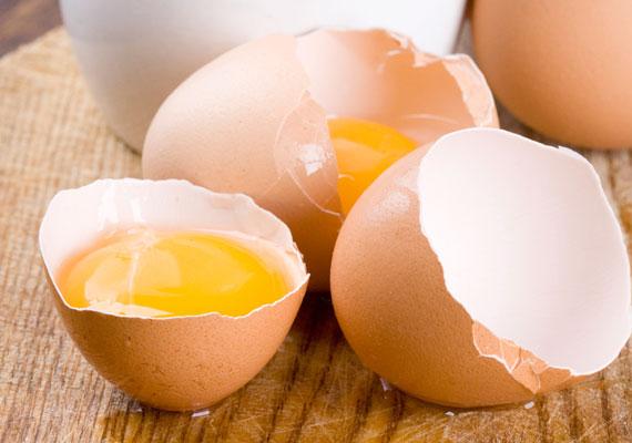 A tojás remek fehérje- és A-vitamin-forrás.