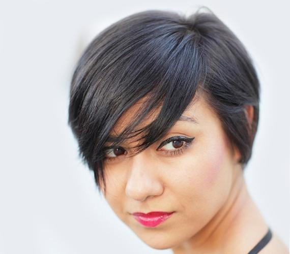 A pixi frizura elsősorban egyenes szálú hajhoz ajánlott, legalábbis, ha nem akarod állandóan vasalni.