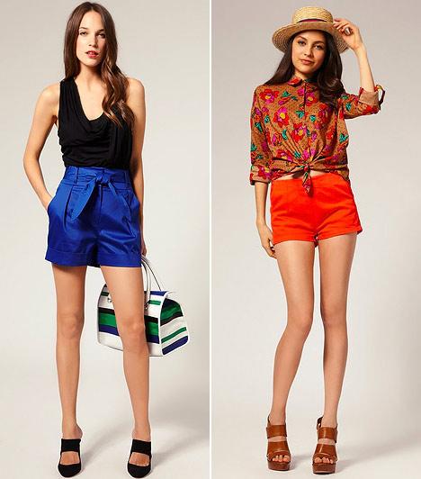 Rövidnadrág  New York-ban már nem új keletű dolog, hogy az irodastílusban is szerephez jutnak a rövidnadrágok, persze nem a popóvillantós forrónacik, hanem a finom kidolgozású, hosszabb változataik. Egy ilyen ruhadarab modern hatásával képes feloldani még a blézer szigorát is, viszont nem rombolja le az eleganciádat. A retro stílusok visszatértével a merészebb sortok szintén felbukkantak a kínálatban, ám csakis feszes combokon érvényesülhetnek.