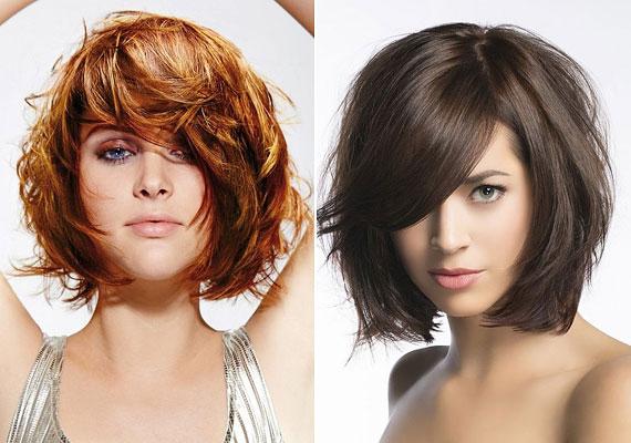 A kócosnak ható hajak mindig működnek vékony szálú haj esetén. Ha a frufru hátulról indul, dúsabbnak hat a frizura. Formázásnál vizes alapú terméket válassz, mert azok nem nehezítik el annyira a hajat, mint a wax.