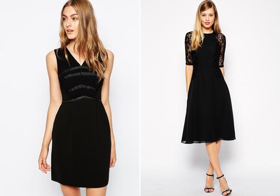 Ha megszívlelted a divatlapok örökérvényű tanácsát, és van kis fekete ruhád, akkor ne habozz elővenni. Ez a viselet mindig tökéletes, karácsonykor is. Ha arany vagy ezüst ékszerrel viseled, akkor különösen elegánssá teheted a megjelenésedet.