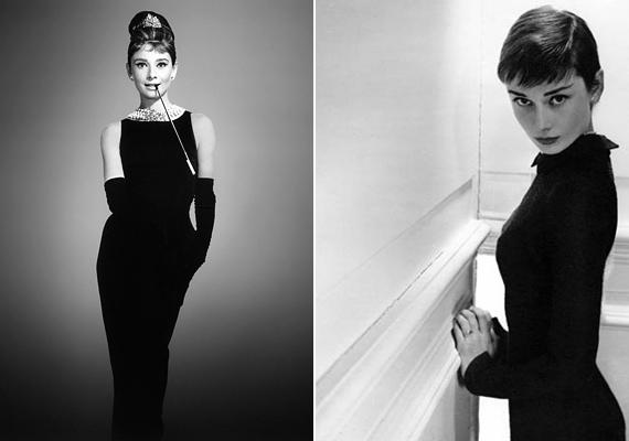 Audrey Hepburn arca nem egy divatfotóst nyűgözött le, azonban leghíresebb képeit Hubert de Givenchy készíttette, akivel a színésznő igazán mély barátságot ápolt.