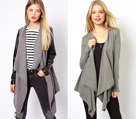 Képeken 7 meleg kötött pulcsi leggingshez - Szépség és divat  da044cbae5