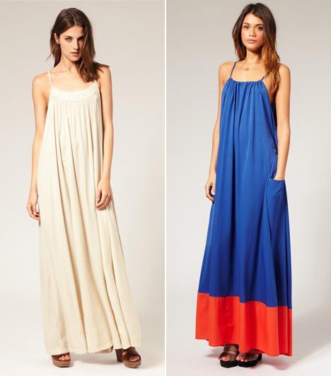 72291c17ba Trendi hosszú ruhák, ha takarni akarod a lábad - Szépség és divat ...