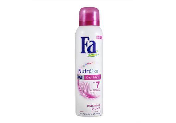 Adri: - Nekem a lila Fa NutriSkin dezodor vált be, golyós és spray formában is. Kellemes illata van, nem tolakodó, és 100%-ban megbízható.