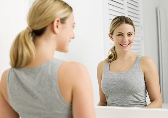 Tükör nélkül elképzelhetetlen manapság az élet. A jövőben nemcsak magadat láthatod, de a tükör is elemzi a bőrképedet, és tanácsokkal lát el.