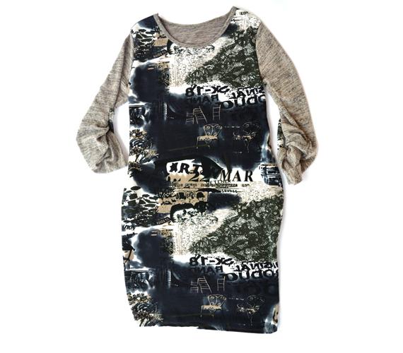 Az előző ruhához hasonlóan a laza szabás és a minta jótékonyan elrejt, ha éppen ahhoz van kedved. Az AsiaCenterben ezt a modellt 3990 forintért találod.