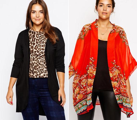 A trükk lényege, hogy eltérő színű legyen a kardigán, a blézer, illetve a pólód. Minél kontrasztosabb, annál jobb. Az emberi szem ugyanis azt fogja a testednek érzékelni, ami a pólóból kilóg. Ezt a technikát egyébként nagy tervezők is alkalmazzák ruháik megalkotásakor: eltérő a deréktájon a ruha színe.