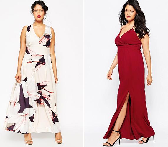 A maxiruhák nagyon nőiesek, ráadásul a hosszuk révén szintén magasabbnak, egyúttal karcsúbbnak mutatják a viselőjüket.