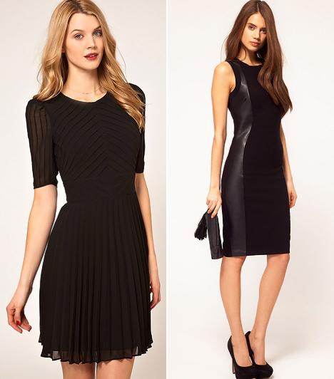 5bc2d8f2ca Van rajtad egy kis felesleg? Karcsúsító kis fekete ruhák testalkatra ...