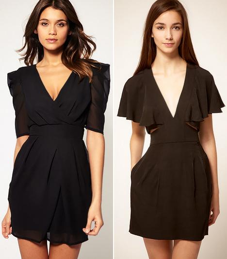 dd16f8d489 Karcsúsító kis fekete ruhák - Szépség és divat | Femina