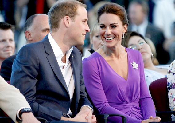 Már Kanadában jártak, amikor ezt a ruhát viselte a hercegné. Állítólag nem az ő színe, így rossz választás. Ez legyen a legnagyobb divatbaki, amit elkövet.