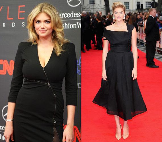 Nagyon szívesen visel kis fekete ruhát a vörös szőnyeges eseményeken, melyek szabását úgy választja meg, hogy karcsúbbnak mutassák a derekát.