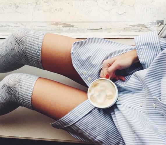 Egyszerre vagy laza és elegáns, ha öltözködésről van szó - ezt sugallja a latte. Mindig kéznél van egy kényelmes ing, némi kötött ruhadarab és egy farmer, amikor kell, különleges ráérzésednek köszönhetően pedig tudod, hogyan hozd ki ezekből az alapdarabokból a legtöbbet.