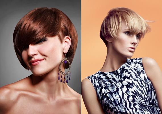 Ha egy picit hosszabb a hajad, akkor elő a körkefével! A befelé szárított haj, ami keretezi az arcot, mindig dúsabbnak tűnik.