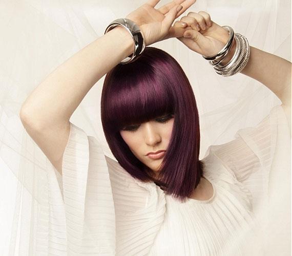 A Kleopátra-haj hosszított változatáshoz nem kell nagy hajtömeggel rendelkezni.