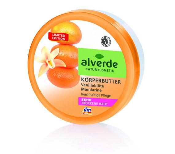 Az alverde limitált szériás testvajára érdemes lecsapni. Mandarin- és vaníliaillattal, natúr minőségben.