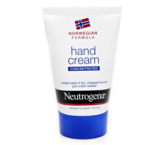 A Neutrogena norvég formulás kézkrémje kifejezetten a szélsőséges időjárási viszonyok idején ápol hatékonyan.