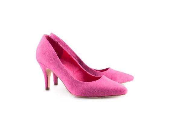 Pink cipő, H&M, 5990 forint.
