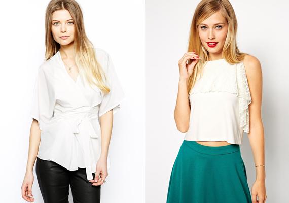 Pólót vagy inget aszerint válassz, hogy mennyire díszes: egy-egy fodor, csipkebetét vagy más különlegesség optikailag nagyítja a ciciket.