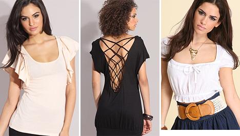 8 kötelező ruhadarab, ha pici a cicid Szépség és divat
