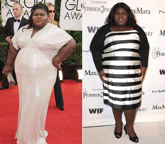 Gabourey Sidibe amerikai Oscar- és Golden Globe-jelölt színésznőt sokan támadják a súlya miatt. Azt mondja, rég rájött arra, hogy nem éri meg élni, ha nem érzi magát boldognak, így befejezte a testsúlyán való aggódást.