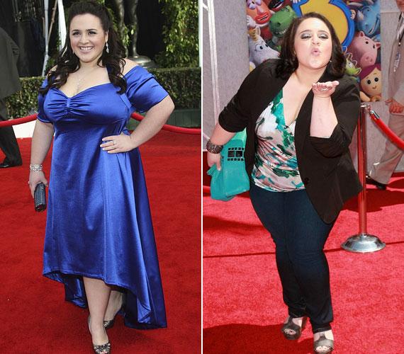 Nikki Blonskyt a Hajlakk című musical tette ismertté, és persze sokszor megkérdezték annak idején a súlyáról. Azt nyilatkozta, hogy nehéz kövérnek lenni Hollywoodban, mert nem nagyon van filmszerep, amit megkapna, de emiatt nem hajlandó megváltozni.