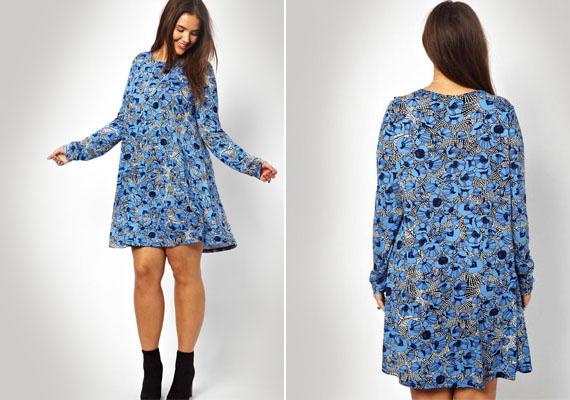 A mintás, bő szabású ruhák az abszolút tabu kategóriába tartoznak. Nem elég, hogy az elterülő minta szélesít, az elálló ruha még fel is erősíti ezt az optikai hatást.