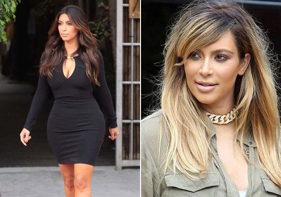 Kim Kardashian örmény származású celeb, akinek nagy feneke sok nő önbizalmát tette helyre. Igaz, néha nem tud felöltözni rendesen, de sanyargatni nem hajlandó magát.