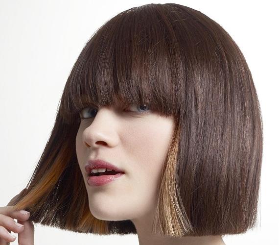 A teljes frufru jó választás lehet, mert sokkal kevésbé lapul le, mint a haj többi része, emiatt pedig az egész fazon nagyobb volumenűnek tűnik.