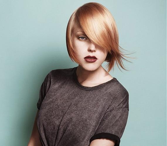 Egy klasszikus a szögegyenes bubi frizura, mely ovális, kerek és szív alakú archoz is ideális.