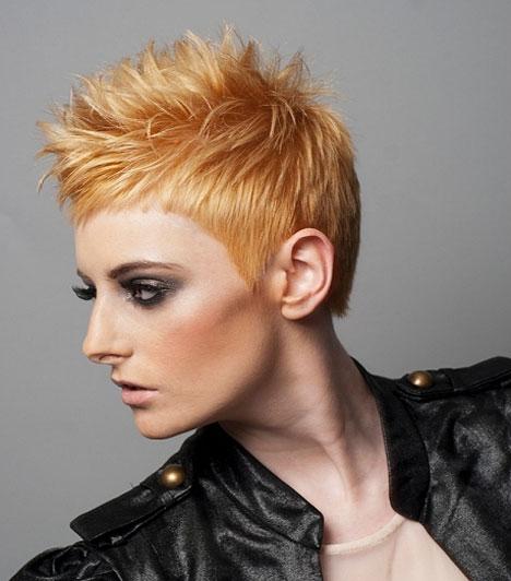 Vagány  Tény, hogy ez a frizura nem áll jól mindenkinek, és az is, hogy nagyon meghatározza a megjelenést. A vagány lányokat ugyanakkor sok férfi nagyon izgalmasnak tartja. A fiús frizurát kompenzáld sok ékszerrel és hangsúlyos sminkkel.