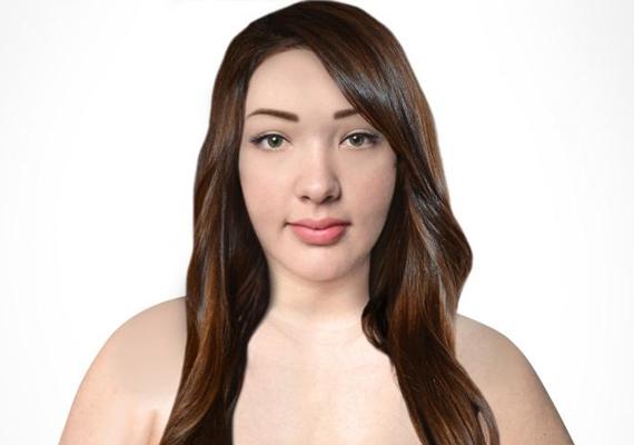 Macedóniában viszont inkább ovális arcformázást kapott, hosszú hajjal. Ezen a képen sem sokban hasonít önmagára.