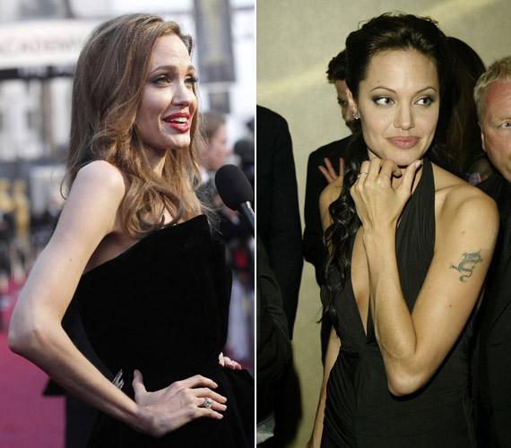 A hat gyerek után való szaladgálás kimeríti az embert, és Angelina Jolie egy ideje bizony nagyon lefogyott.