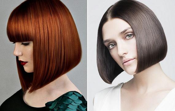 Nem jó ötlet nagyon szabályos körvonalakkal rendelkező frizurát választani. A szögletes, egyenes formák kiemelik az arc markáns éleit, így ráncosnak, szigorúnak mutatnak. Próbáld ki inkább ezeket a fiatalító frizurákat!