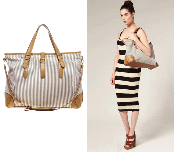 A hajszálcsíkos táska már jó ideje a divatpaletta slágere, és biztos, hogy az elkövetkezendőkben is őrizni fogja listás helyét.