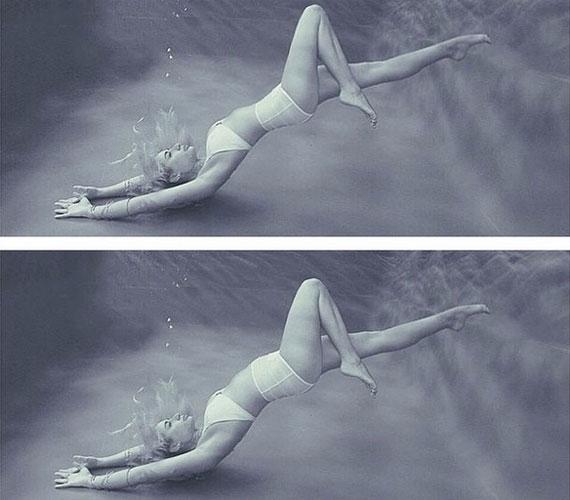 Pip Summerville, aki seagipsea néven publikálja a fotóit, általában nőket fényképez víz alatt, de mindenképpen vizes közegben. Itt nézheted meg a fotóit.