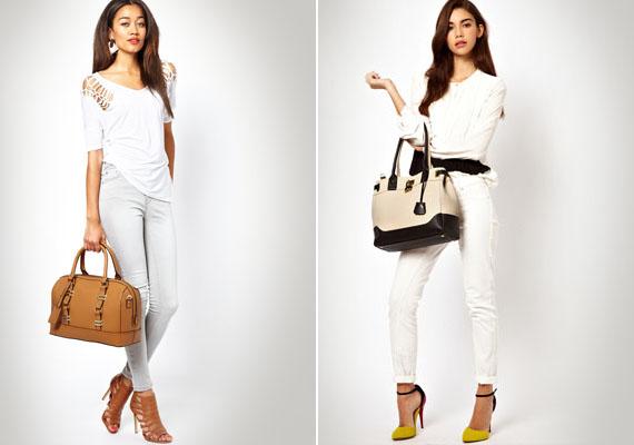 A táska is lényeges, ha szeretnéd a fellépésedet komolyabbá tenni. Felejtsd el a csillivilli, szőrmés, állatmintás darabokat. A jelszó az elegancia és a letisztultság.
