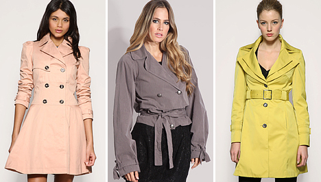 Nagy tavaszi kabát- és dzsekikörkép - Szépség és divat  a68332b39e