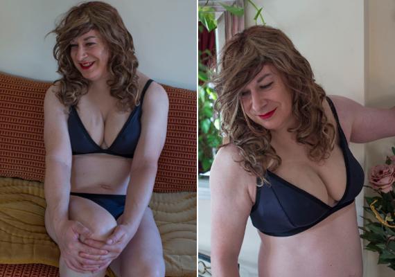 Egy transznemű modell, Jilly is felbukkan a képeken, akinek szereplése az egyedi különbségek elfogadását hirdeti. A kampányról még több információt itt tudhatsz meg.
