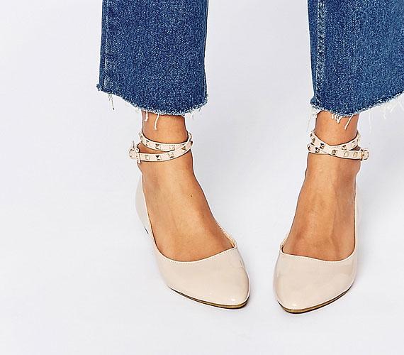 A púderszín az egyik sláger, ami bármilyen cipőt nőiessé tesz.