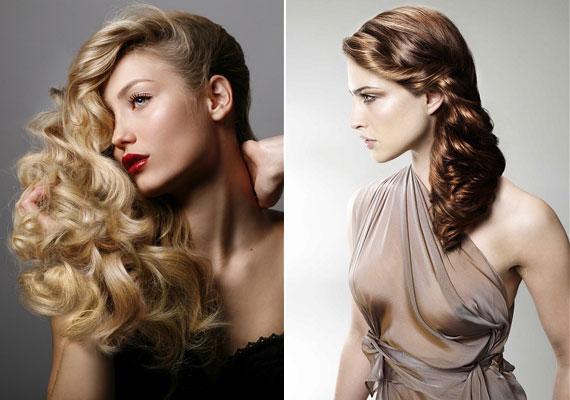 A féloldalas frizurák azért jók, mert kiemelheted az előnyösebb oldaladat, szó szerint.