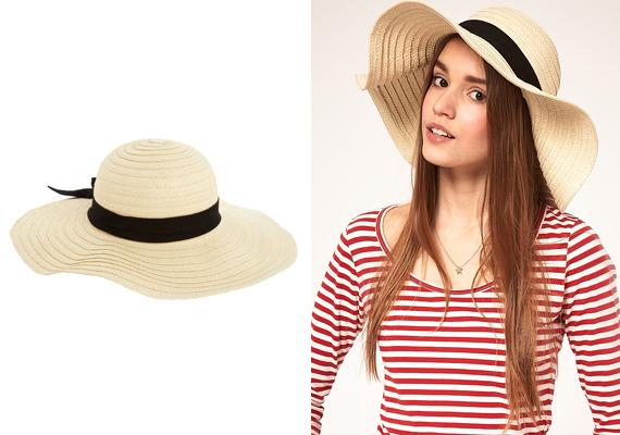 Ha hosszúkás a fejformád, akkor az ejtett karimás kalap számodra az ideális, mert a hullámok optikailag kerekebbnek mutatják az arcod.