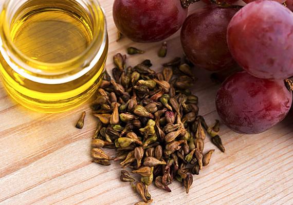 Sok helyen lehet olvasni, hogy a vörösbor egészséges, de mivel ehhez hihetetlen mennyiséget kellene elfogyasztani, inkább a szőlőmagőrlemény ajánlott, amelyben koncentráltan ott van az antioxidáns polifenol, a rezveratrol.